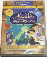 Aladdin and the King of Thieves 2005 AUS DVD