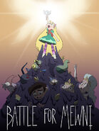 Battle for Mewni poster