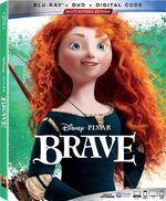 Brave Blu-ray 2019
