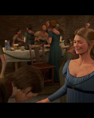 Belle (A Christmas Carol) | Disney Wiki