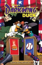 Darkwing Duck Campaign Carnage TPB