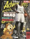 Disney Adventures Magazine australian cover May 1995 Shaq