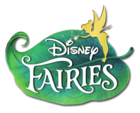 Disney Fairies Logo español