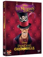 Disney Mechants DVD 18 - La Princesse et la Grenouille
