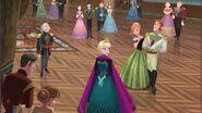Frozen Storybook Cast