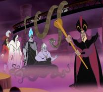 Jafar ante villanos