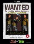 Kanan Wanted Poster