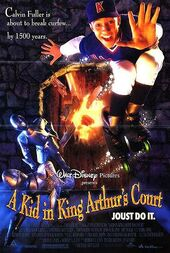 Kid in king arthurs court poster