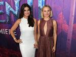 Kristen Bell & Idina Menzel Frozen 2 premiere
