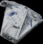 Lando's Millennium Falcon Fathead