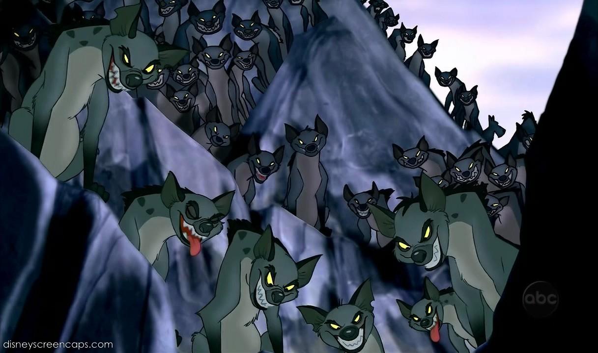 Hyena Clan Disney Wiki Fandom Powered By Wikia