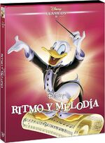 Melody Time Mexico DVD