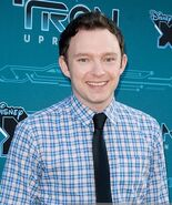Nate Corddry Tron Uprising premiere