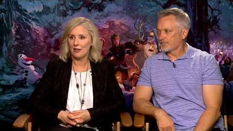 Olaf's Frozen Adventure Directors Stevie Wermers-Skelton & Kevin Deters Interview