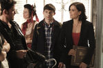 Once Upon a Time - 6x02 - A Bitter Draught - Publicity Images - Henry and Regina