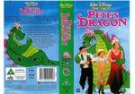 Pete's Dragon (2000 UK VHS)