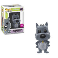 Porkchop Flocked Chase POP