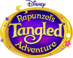 Rapunzel's Tangled Adventure logo