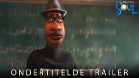 Soul Ondertitelde Trailer Disney BE
