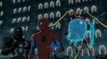 Spider-Man Agent Venom Iron Spider USMWW 6