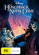 The Hunchback of Notre Dame 2013 Australia DVD