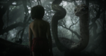 The Jungle Book 2016 Kaa Mowgli