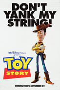 Toy Story Character Poster 01