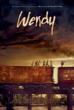 Wendy Theatrical Poster