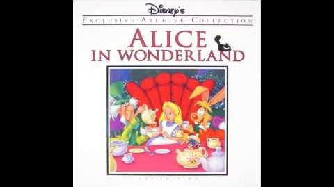 Alice In Wonderland - So They Say (Deleted Song)