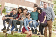Andi Mack - Cast