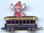 DLP - Train Car - Angel
