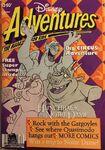 Disney Adventures Magazine Australian cover Oct 1996 Hunchback Notre Dame