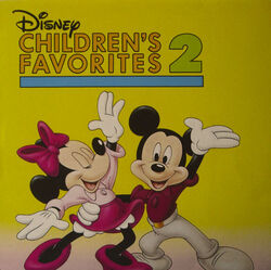 Disney childrens favorites 2