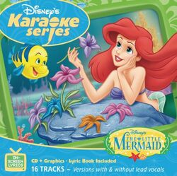 Disney karaoke series the little mermaid