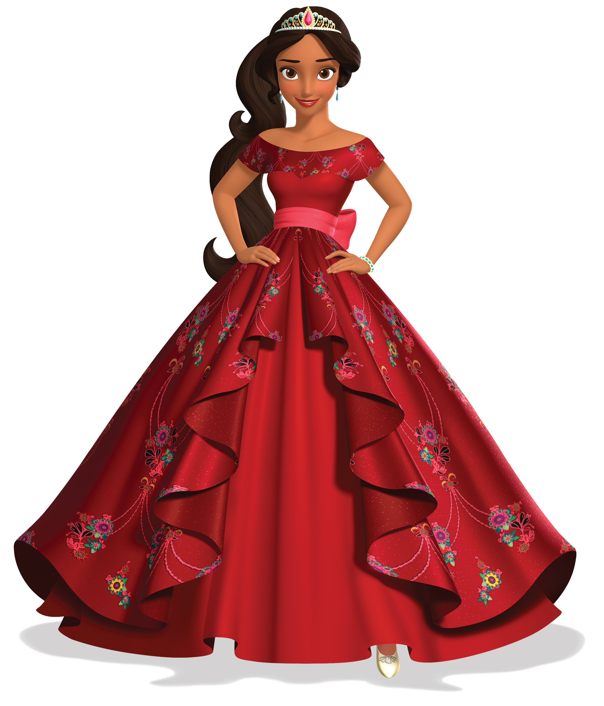 Image - Elena ball gown render.png | Disney Wiki | FANDOM powered by ...
