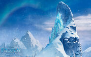 Frozen Ice Palace poster