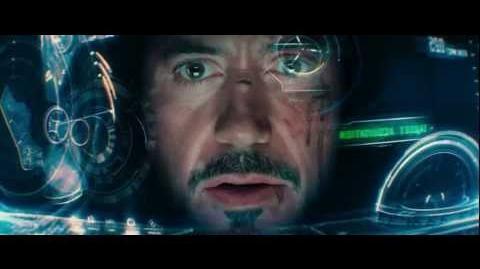 Homem de Ferro 3 - Novo vídeo com introdução de Tony Stark Dublado