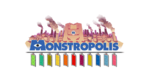 KHIII Monstropolis World Logo