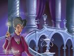 Lady Tremaine Wallpaper copy