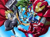 Marvel Disk Wars: Os Vingadores