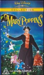 Mary Poppins 2002 AUS VHS