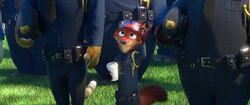 Officer Nick Wilde