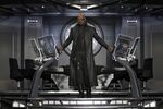 The Avengers - Nick Fury in Helicarrier