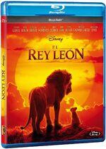 The Lion King 2019 Blu-ray México