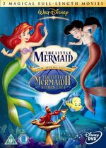 The Little Mermaid 1-2 Box Set UK DVD