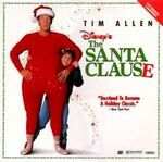 The Santa Clause laserdisc