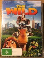 The Wild 2007 AUS DVD