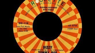 Tommy Roe ~ Dizzy 1969 Bubblegum Purrfection Version