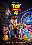 Toy Story 4- The Official Movie Special