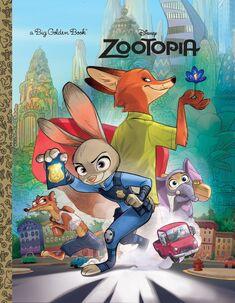 Zootopia Book 06